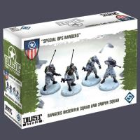 Rangers Observer Squad & Sniper Squad - Special Ops Rangers