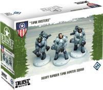 Heavy Ranger Tank Hunter Squad - Tank Busters (1st Printing)