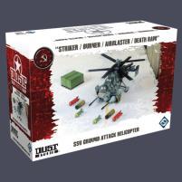 SSU Ground Attack Helicopter - Striker/Burner/Airblaster/Death Rain