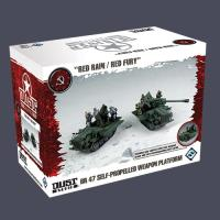 BR 47 Self-Propelled Weapon Platform - Red Rain/Red Fury