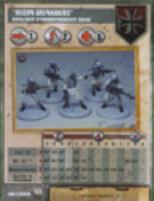 Auklarer Sturmgrenadiere Squad - The Ghosts (Premium Edition)