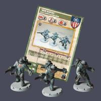 Heavy Ranger Attack Squad - Grim Reapers, Cerberus Pattern (Premium Edition)