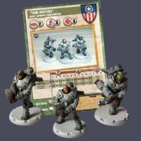 Heavy Ranger Tank Hunter Squad - Tank Busters, Cerberus Pattern (Premium Edition)
