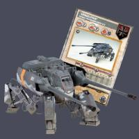 Heavy Panzer Walker - Konigsluther (Premium Edition)