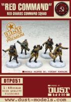 Red Guards Command Squad - Red Command, Zverograd Pattern (Premium Edition)