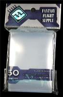 Card Sleeves - Standard CCG Size, Clear (50)