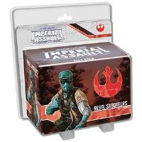 Ally Pack - Rebel Saboteurs