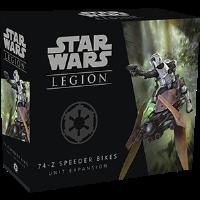 74-Z Speeder Bikes - Imperial Unit Expansion