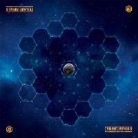 Twilight Imperium (4th Edition) Galactic Playmat