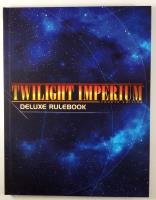Twilight Imperium (4th Edition) w/Limited Edition Promo Art Prints & Rulebook