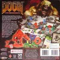 Doom - The Boardgame (1st Printing)
