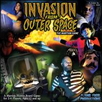 Invasion from Outer Space - The Martian Game
