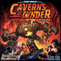 Caverns of Cynder Expansion
