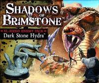 Dark Stone Hydra XL Enemy Pack