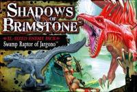 Swamp Raptor of Jargono XL Sized Enemy Pack