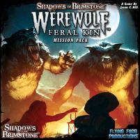 Werewolf Feral Kin Mission Pack