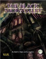 Black Monastery, The (Swords & Wizardry)
