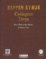 Rappan Athuk - Limited Edition MEGA Pack (w/PDF's) (Swords & Wizardry)