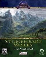 Stoneheart Valley (w/PDF) (Pathfinder)
