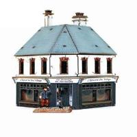 Shop Type #3 - Corner Grocery (Pre-Painted)