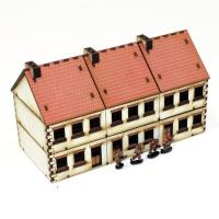 Terrace Houses - Type 2 (Pre-Painted)