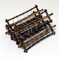 Barbed Wire Barricades (Pre-Painted)