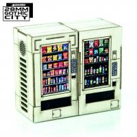 Vending Machines White X2 (Pre - Painted)
