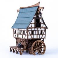 Stovis Watermill (Pre-Painted)