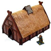 Norse Dwelling (Pre-Painted)