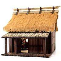Peasant Labourer's Cottage (Pre-Painted)