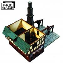 Halgar's Blacksmith (Pre-Painted)