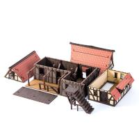 Valian's Stables (Pre-Painted)
