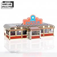 Emma's Diner (Pre-Painted)