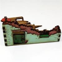 Corner Ruins - Type #3 (Pre-Painted)