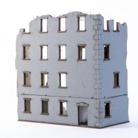 Urban Ruins - Stalingrad #12