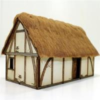 Late Saxon/High Medieval Dwelling (Pre-Painted)
