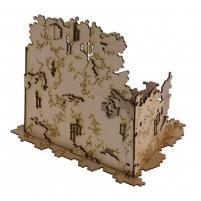 U-Shaped Necrotek Ruin (Copper) (Pre-Painted)