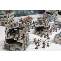 Arctic Military Base Set (Pre-Painted)