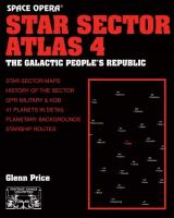 Star Sector Atlas #4 - The Galactic People's Republic
