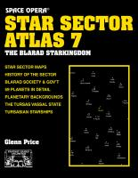 Star Sector Atlas #7 - The Blarad Starkingdom