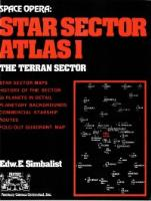 Star Sector Atlas #1 - The Terran Sector