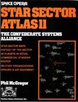 Star Sector Atlas #11 - The Confederate Systems Alliance