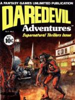 Adventures Vol. 2 #3 - Supernatural Thrillers