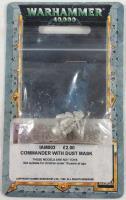 Commander w/Dust Mask