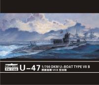 DKM U-Boat U-47, Type VII B