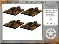 .30 Cal. HMG Teams (4)