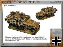 Sd251c Stuka Zu Fuss