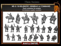 Hellenistic Officers and Generals