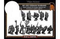 Warband #1 - Javelin & Shield