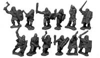 Warband #3 - Axes & Clubs